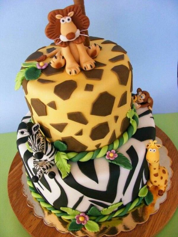 40 Coolest Cakes For A Kid S Birthday Party Kidsomania