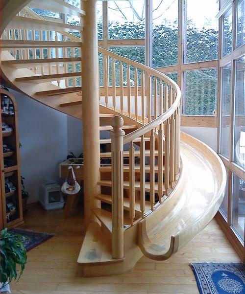 5 Amazing Indoor Slides For Kids