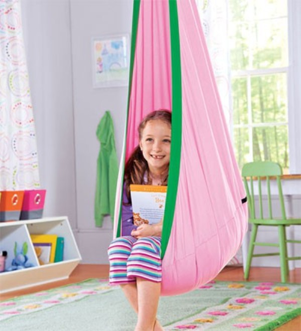 8 Wonderful Suspended Chairs For A Children S Room Kidsomania