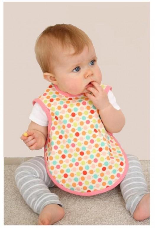 Cute Diy Bib For Your Baby Kidsomania