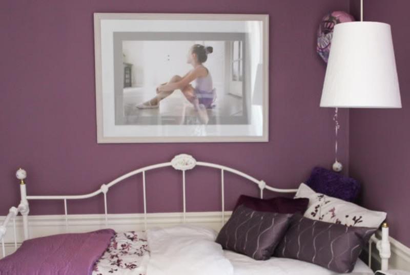 Amazing Purple Bedroom Design For A Tween Kidsomania