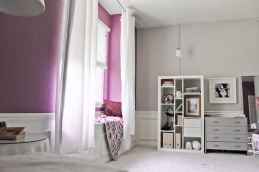 amazing black purple bedroom ideas | Amazing Purple Bedroom Design For A Tween | Kidsomania