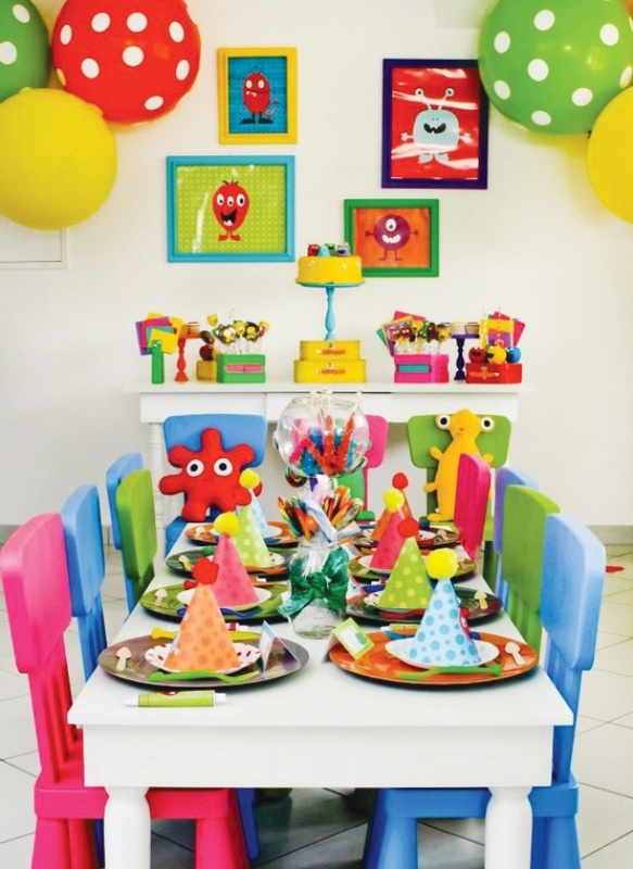 5 Practical Birthday Room Decoration Ideas For Kids ...
