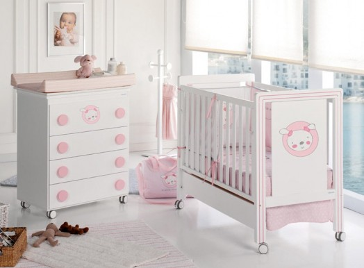 Charming Nursery Furniture for Baby Girls and Baby Boys â
