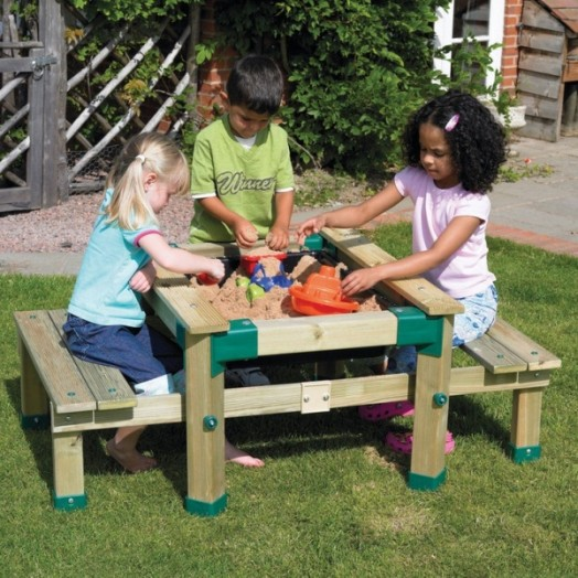 7 Comfortable Kids Tables For Playing With Sand | Kidsomania