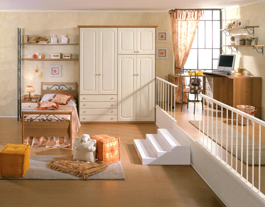 20 Comfy Kids Bedrooms Designs in Classic Style from ... on Comfy Bedroom Ideas  id=58063