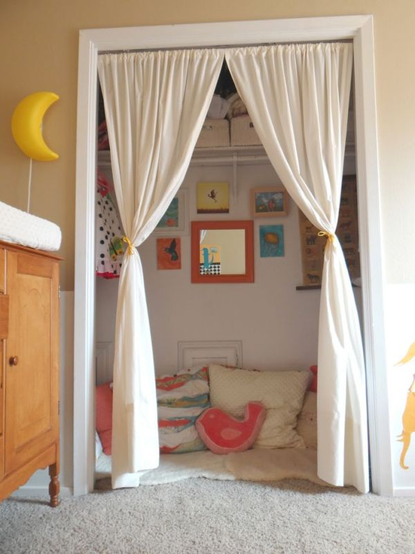 15 Compact Reading Nook Inspirations For Kids Kidsomania