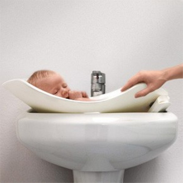 contemporary baby puj tub design kidsomania. Black Bedroom Furniture Sets. Home Design Ideas