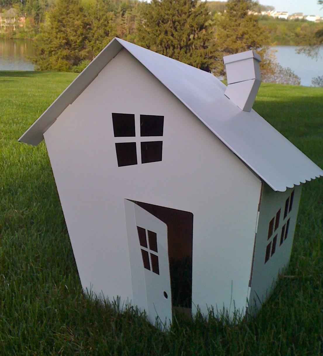 Cool Cardboard Playhouses by JoesToyBox | Kidsomania