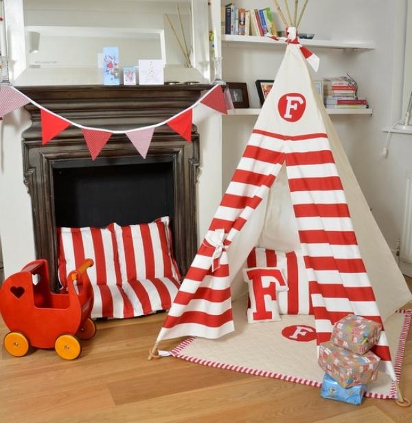 Best 20 Kids Room Design Ideas On Pinterest: 20 Cool Teepee Design Ideas For A Kids Room