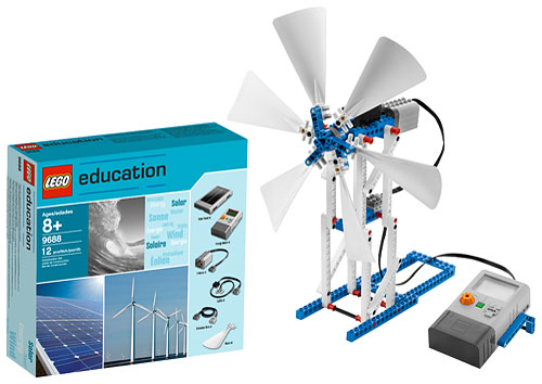 Cool Educational Game – Renewable Energy Add-On Set from Lego ...