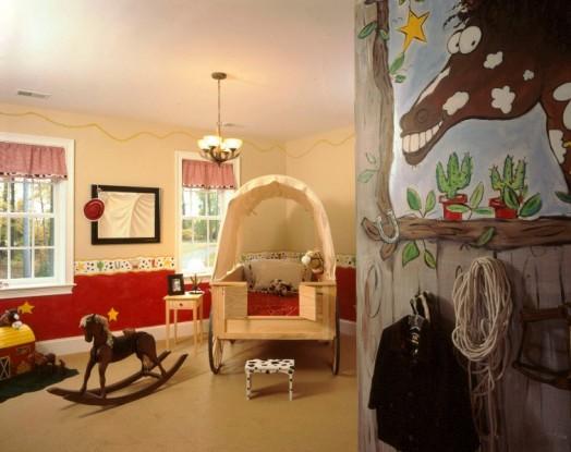 Kids Room Design Inspiration For A Little Cowboy Kidsomania