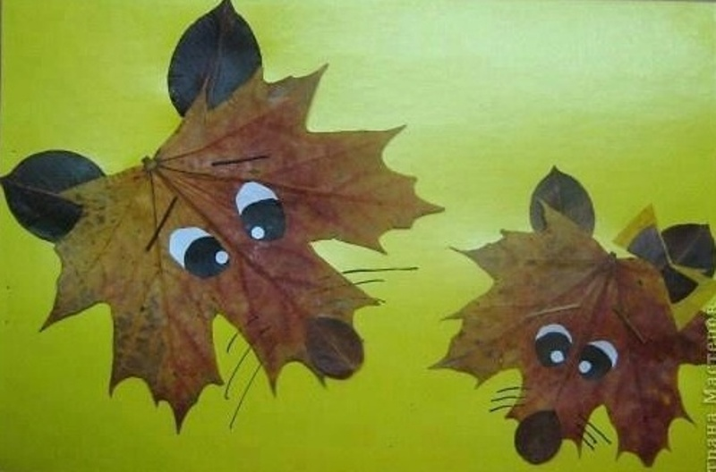 Cool kids craft ideas from autumn leaves 800 528 for Fall ideas crafts