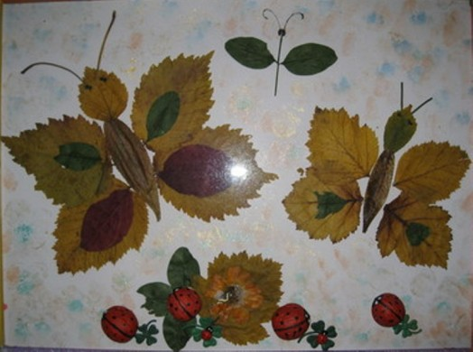 15 cool applique ideas from autumn leaves kidsomania for Fall ideas crafts