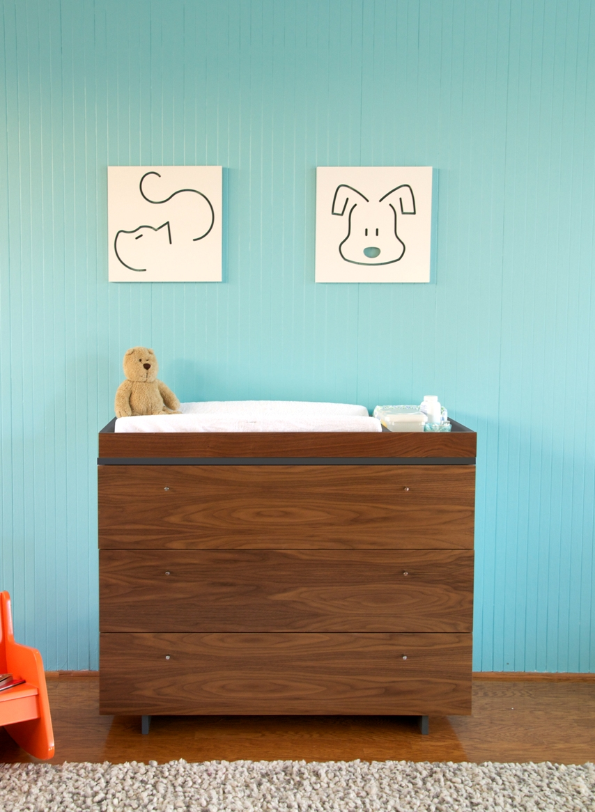 Innovative Convertible Crib For Modern