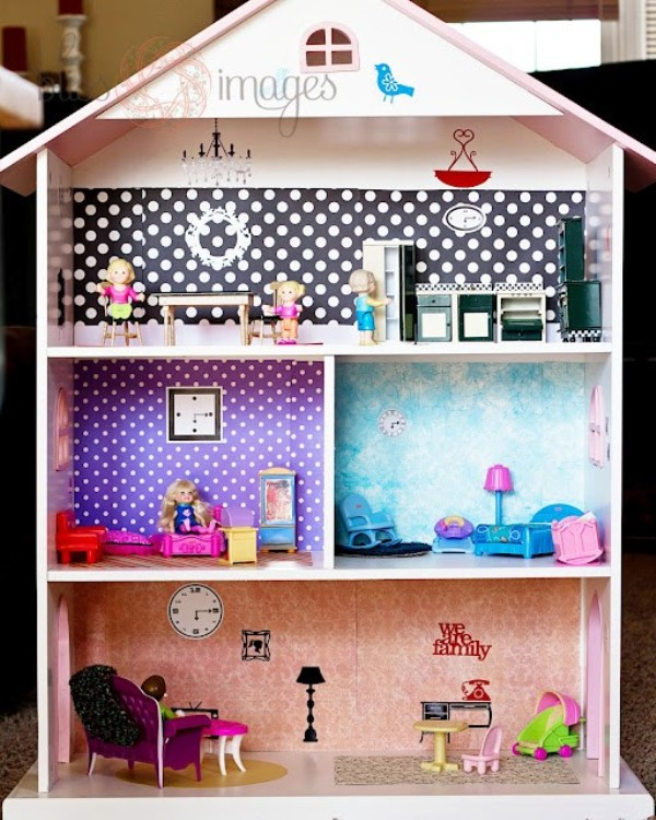 10 Cute Dollhouses As The Best Toys For Little Girls