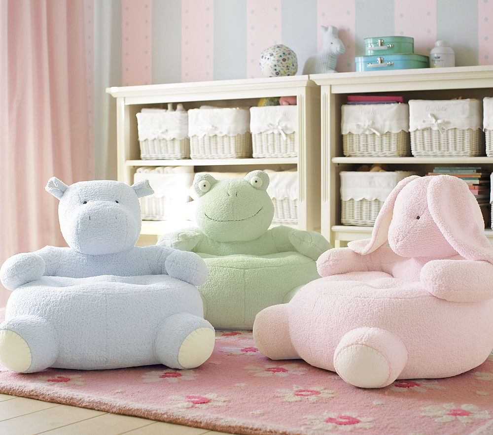 Cute Kids Critter Chairs from Prottery Barn Kids | Kidsomania
