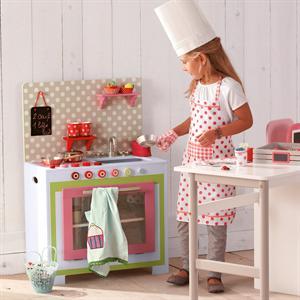 Superbe Cute Kids Play Kitchen âu20acu201c Kitchenette From Vertbaudet