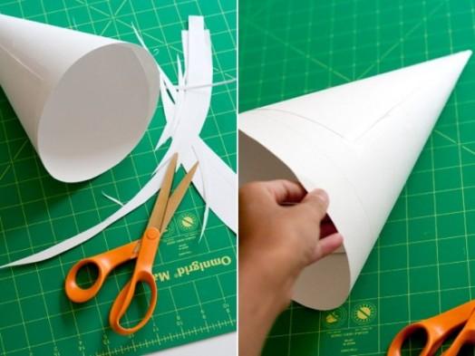 Easy DIY Cardboard Rockets For Fun