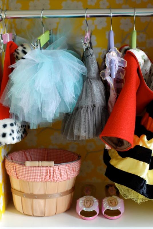 Cute Diy Children S Closet Kidsomania