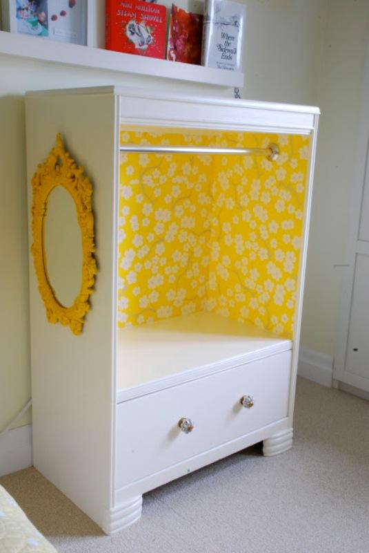 Cute DIY Children's Closet | Kidsomania