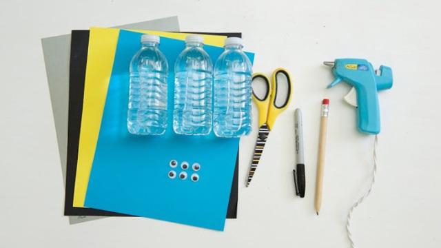 Charming water bottle labels diy : Diy.biji.us