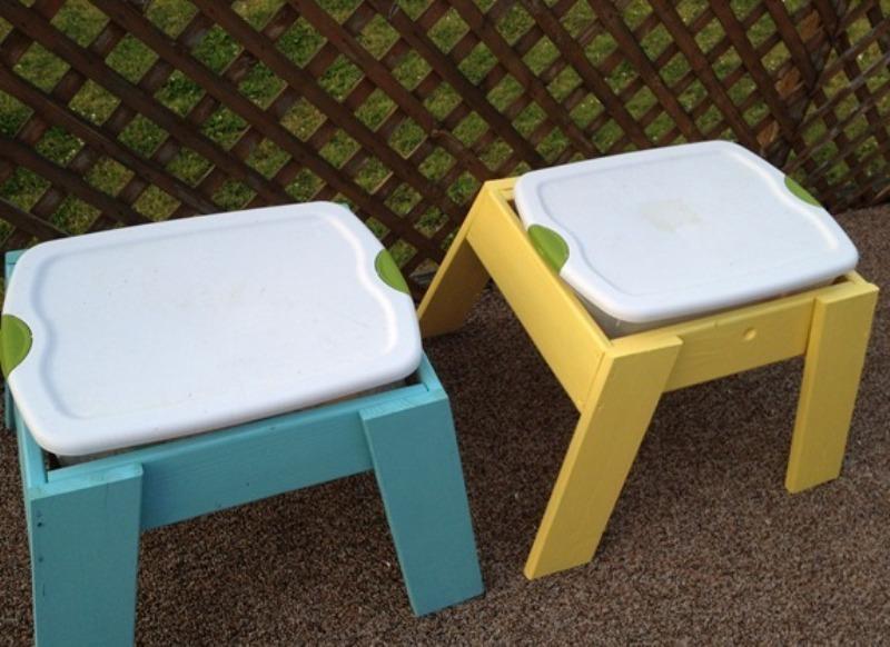 Diy Sensory Tables For Kids Kidsomania