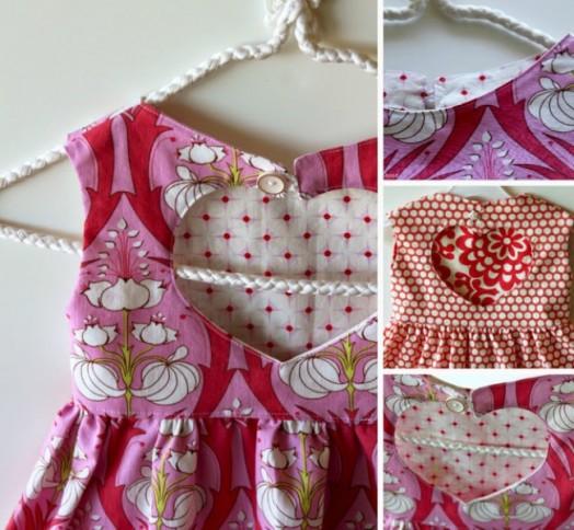 DIY Sweetheart Dress For Your Daughter | Kidsomania