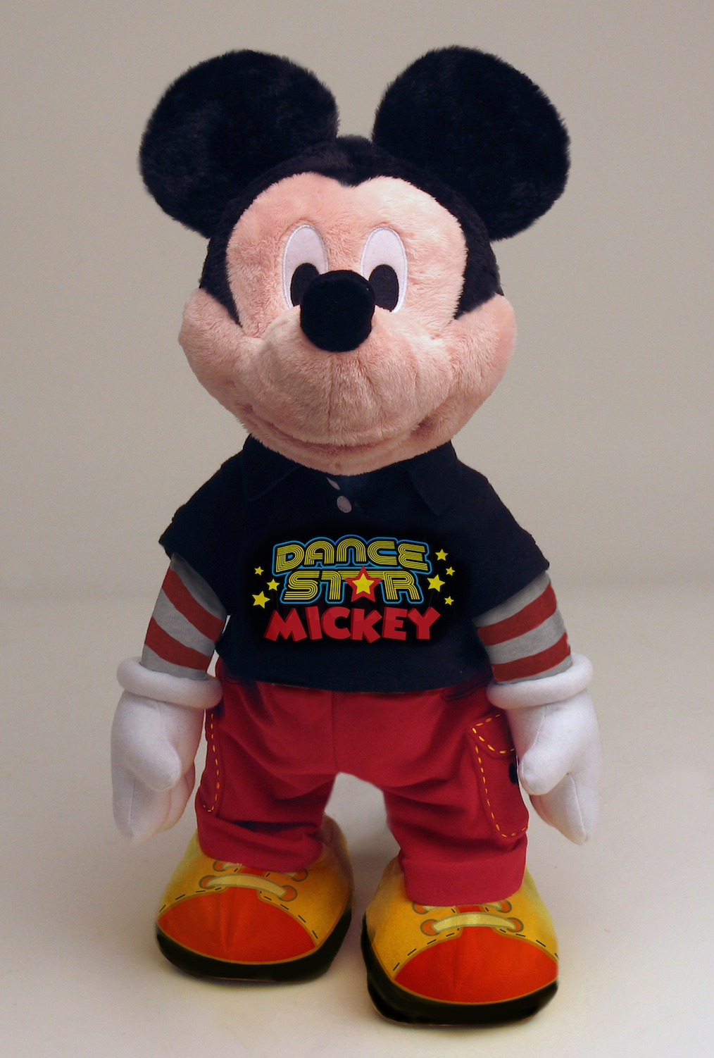 Nice  Dance Star Mickey Encourage Kids to Dance
