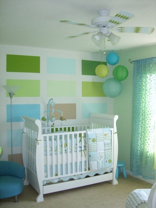 Practical birthday room decoration ideas for kids kidsomania - 12 Ideas To Decorate A Nusery Room With Mobile Paper
