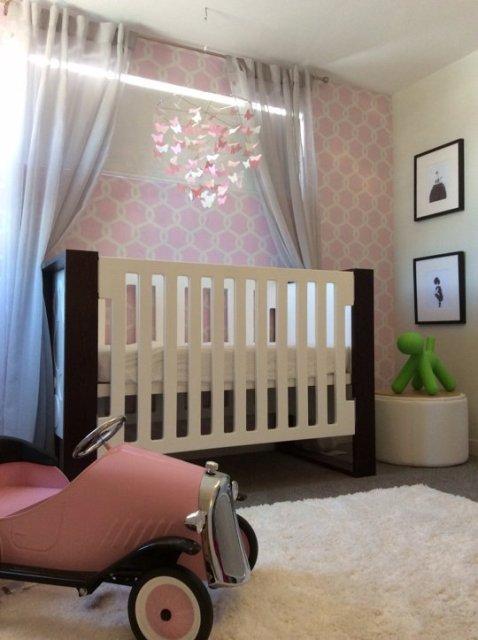Small Baby Room Design Boy