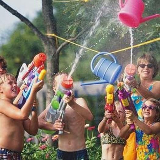 18 Everyday Summer Outdoor Activities For Kids