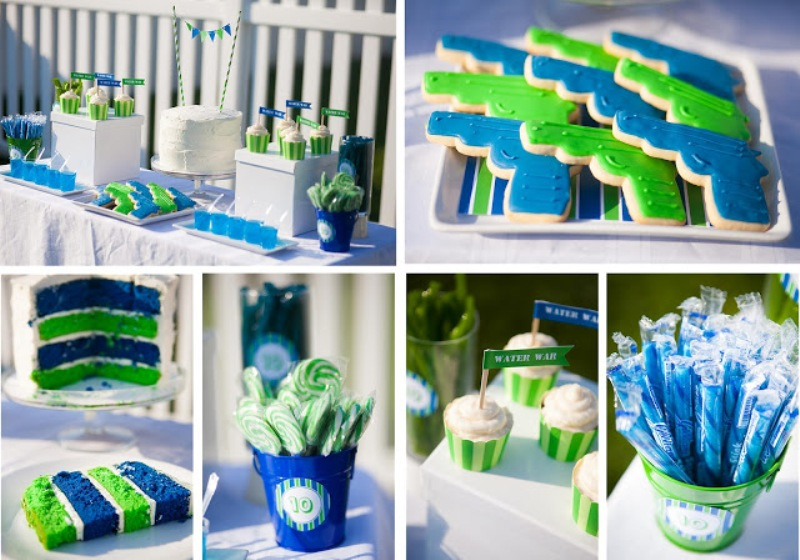 Fun Outdoor Idea For A Kids' Water Party | Kidsomania