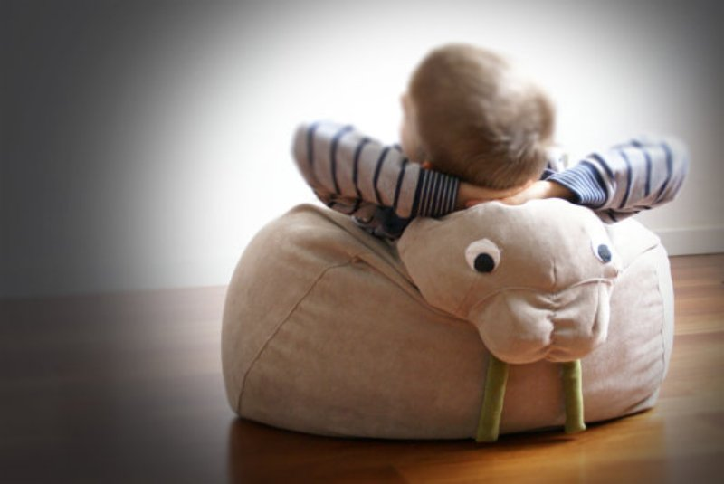 Funny Animal Bean Bags For Kids By Il Saccotto