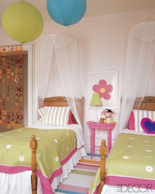 Shared Kids Room Decor: 15 Headboard Design Ideas For A Shared Kids Bedroom