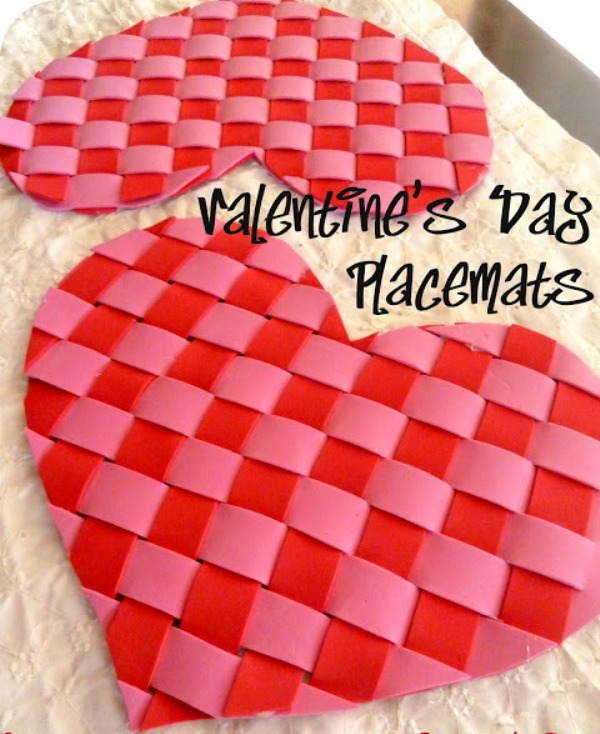 How To Decorate A Valentine\'s Day Kid\'s Table | Kidsomania