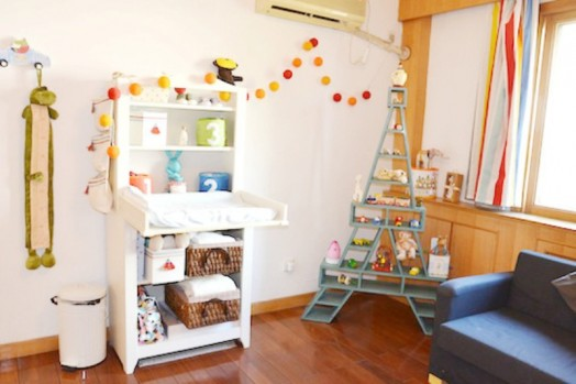 How To Make A Comfortable Nursery In A Rental Room