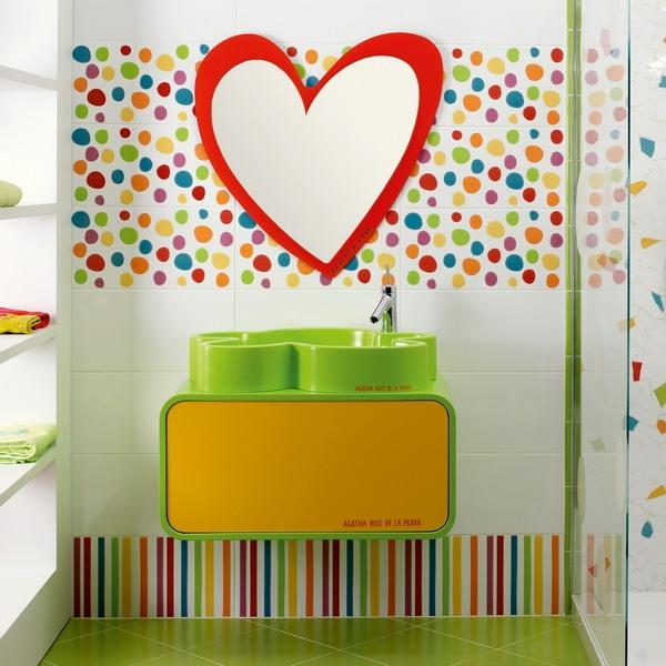 Amazing Kids Bathroom Furniture Designs By Laufen