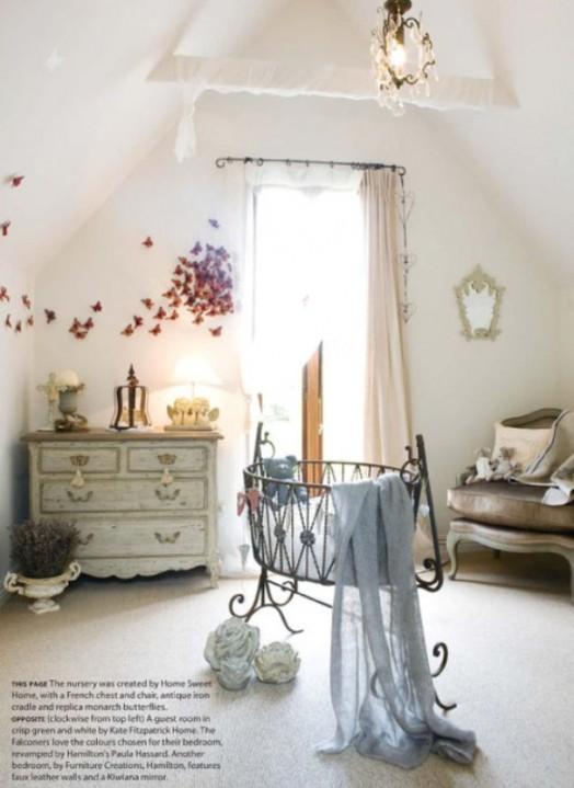 Luxury Baby Boy Rooms: 13 Luxurious Nursery Bedroom Design Ideas