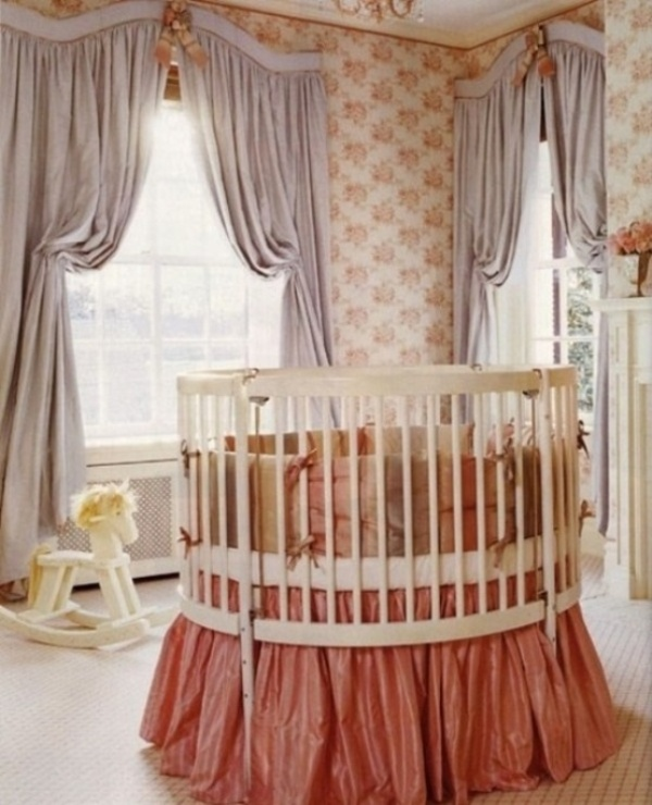 10 Great Baby Room Ideas For Parents To Use In Their: 13 Luxurious Nursery Bedroom Design Ideas