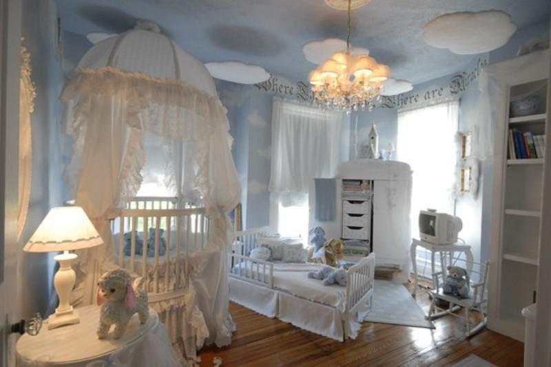 13 Luxurious Nursery Bedroom Design Ideas | Kidsomania on Bedroom Reference  id=24072