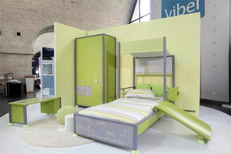 New Modern Kids Bedroom from Vibel  Kidsomania