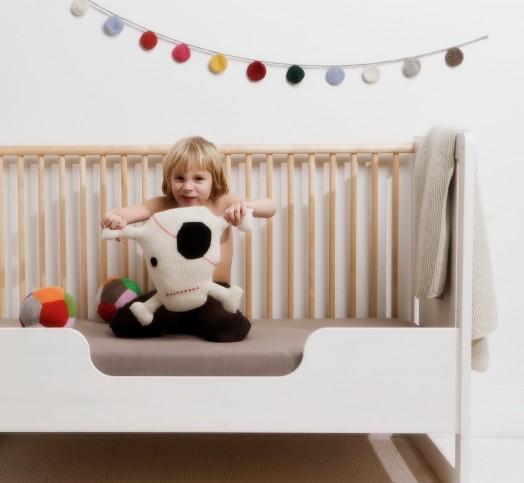 Nice Eco Friendly Furniture For Safe Baby Nursery Design