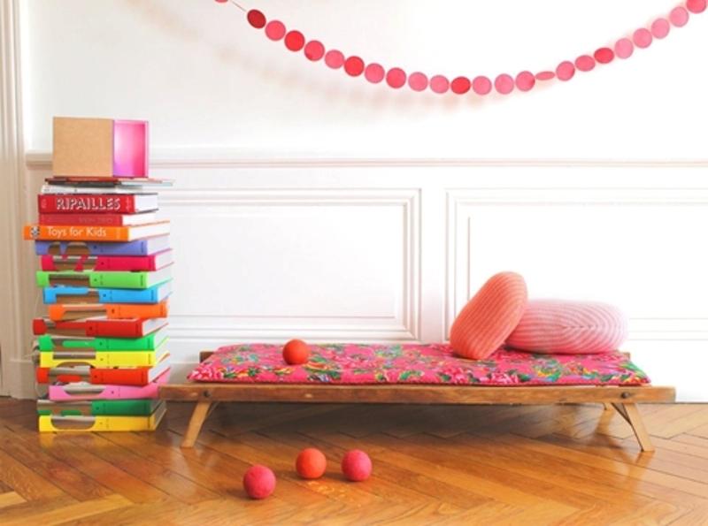 Nice Vintage Design Of A Nursery Bedroom | Kidsomania