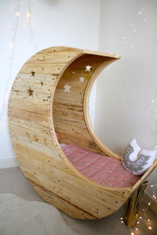Деревянная детская мебель своими руками 13