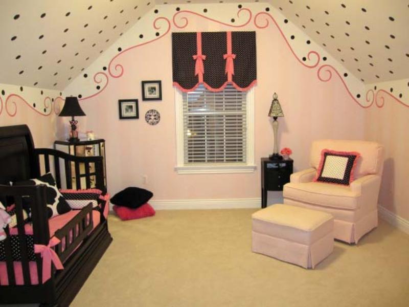 14 Polka Dots Design Ideas For A Kid S Room Kidsomania