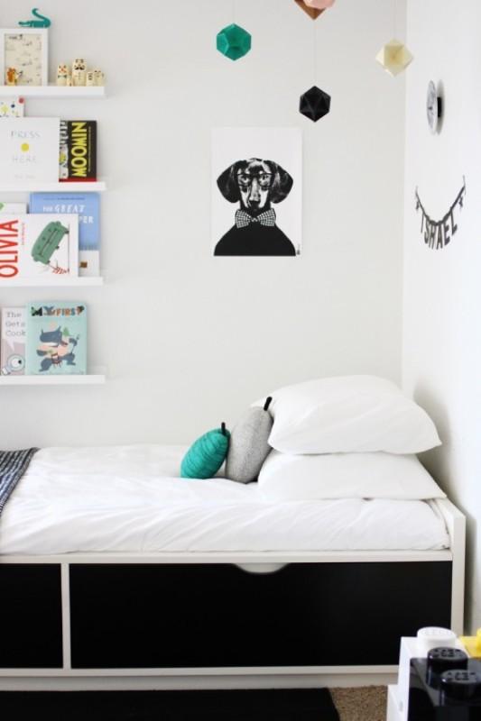 15 scandinavian kids room designs kidsomania for Scandinavian childrens bedroom