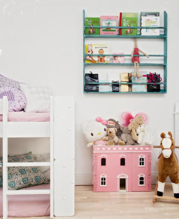 Scandinavian Design Kids Room: 15 Scandinavian Kids Room Designs