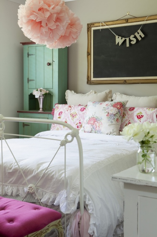 10 Simple And Fresh Design Ideas For Teen Girl's Bedroom ... on Teenage Rooms For Girls  id=92017