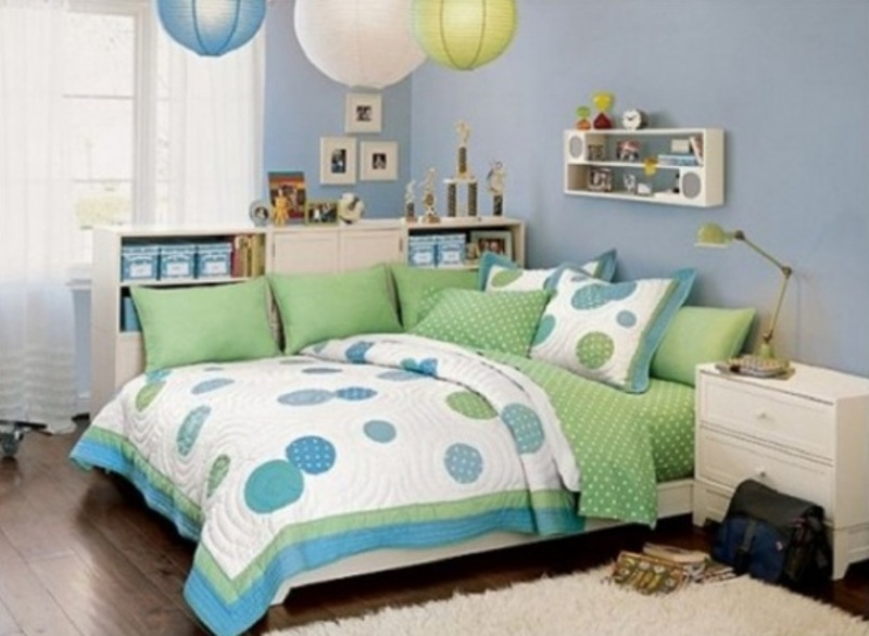 10 Simple And Fresh Design Ideas For Teen Girl's Bedroom ... on Teen Rooms For Girls  id=77622